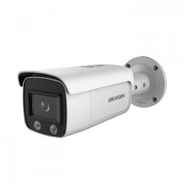 Hikvision DS-2CD2T47G1-L 4 MP ColorVu Fixed Bullet Network Camera