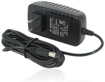 AC / DC 12V Power Adapter 2000mA