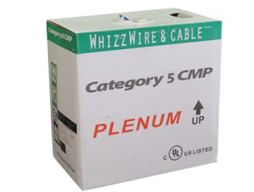 JECB-CAT5E-GM GIGA Cat5e FT4 Cable 1000ft.