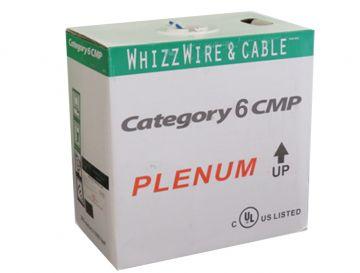 JECB-CAT6-PLM GIGA Cat6 FT6 Plenum Cable 1000ft.