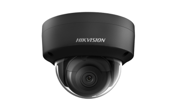 Hikvision DS-2CD2183G0-IB 8 MP(4K) IR Fixed Dome Network Camera (Black/2.8mm)