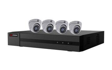 EKT-K41T24 - Hikvision 2MP Value Express TurboHD Kits (DVR-1TB + 4 Cameras)